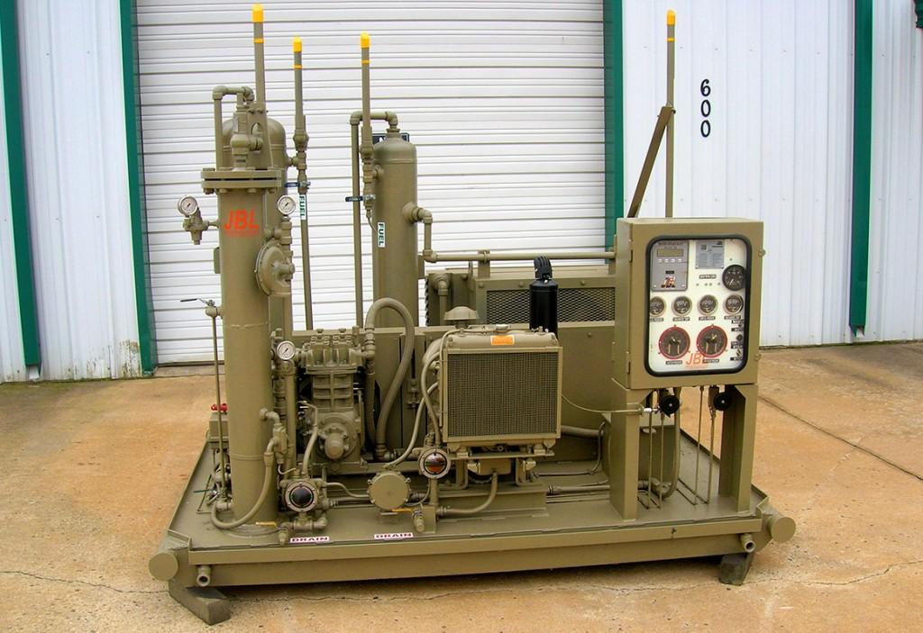 Natural Gas Compression Jbl Llc